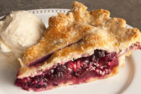 Mixed Berry and Anise Pie - trust us, adding a bit of anise flavor to ...