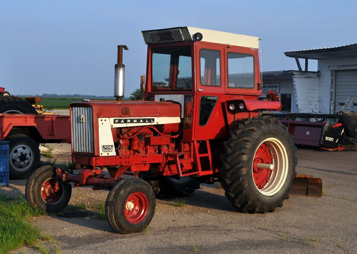 1960 International Tractor : Ih farmall s john deere tractors