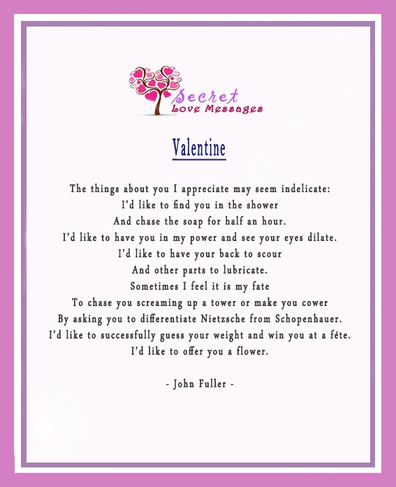 valentines poems for 3 year olds