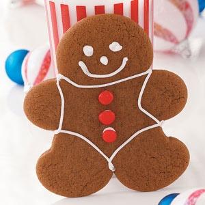 Chocolate Gingerbread Cookies | Recipe