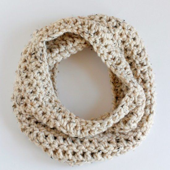 Crochet Scarf Patterns Using Chunky Yarn : Crochet Chunky Cowl Pattern Lets See If I Can Be Crafty ...