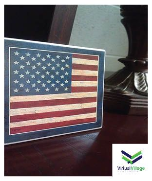 proper flag etiquette for veterans day