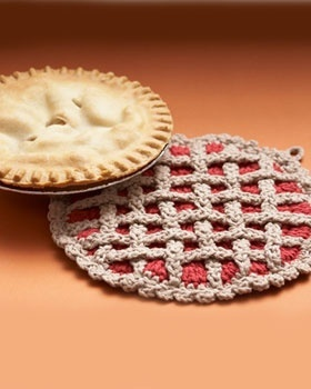Cherry Pie Crochet 1/3 | Flickr - Photo Sharing!