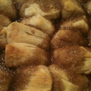 Cinnamon-sugar biscuits :-)   Tummy Treats   Pinterest
