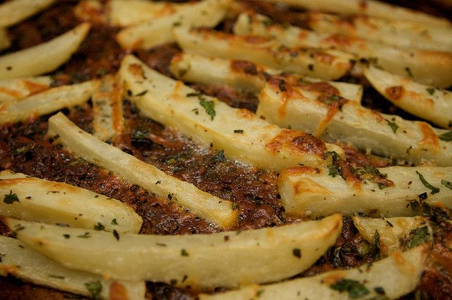 Italian Fries | Recipes | Pinterest