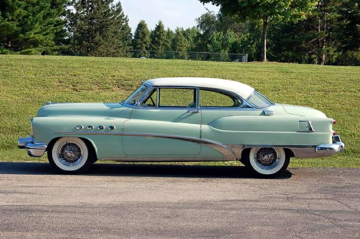1953 buick roadmaster 2 door riviera post war general. Cars Review. Best American Auto & Cars Review