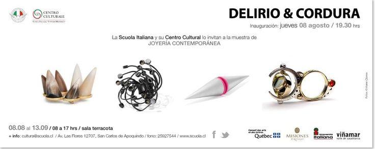 Delirio & Cordura - 8-08/13-09