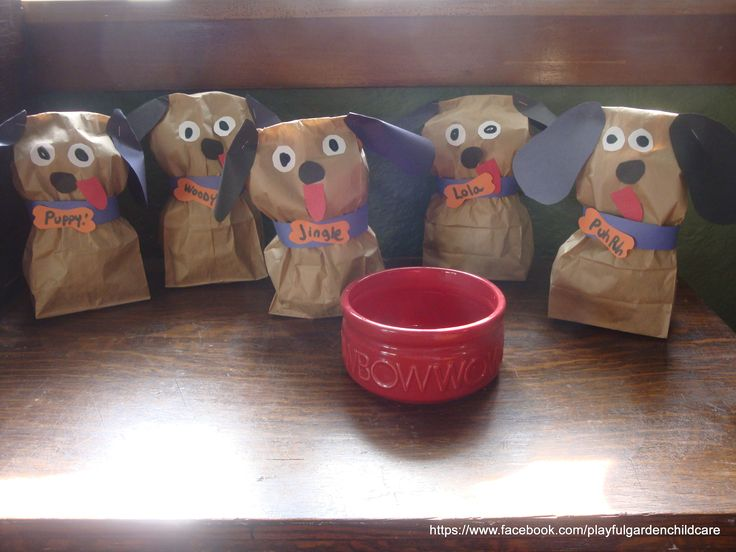 """Doggie bags"" for Pet Theme"