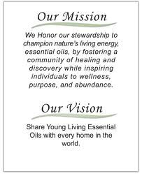 Young Living Mission Statement
