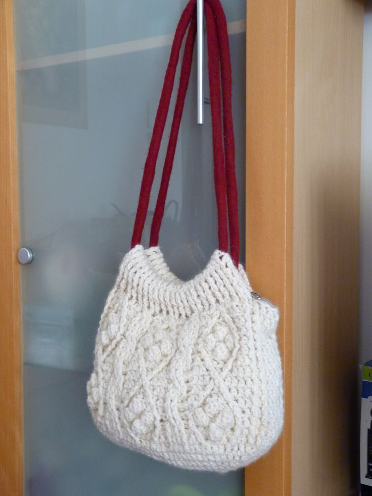 Crochet Bags Pinterest : crochet bag Crochet 3 (Bags) Pinterest