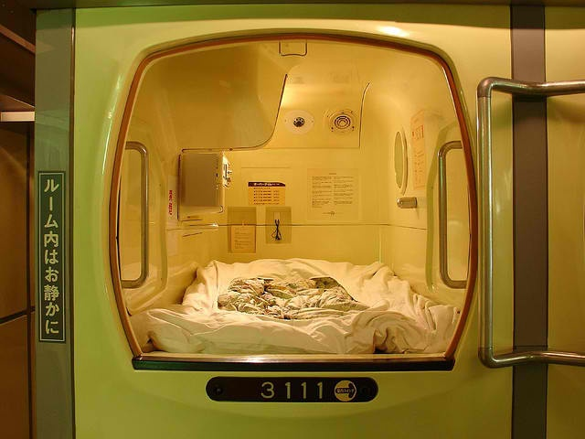 The World S Most Unusual Hotel Beds Dream A Little Dream