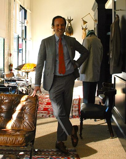 Sid Mashburn's 10 Must-Have Items