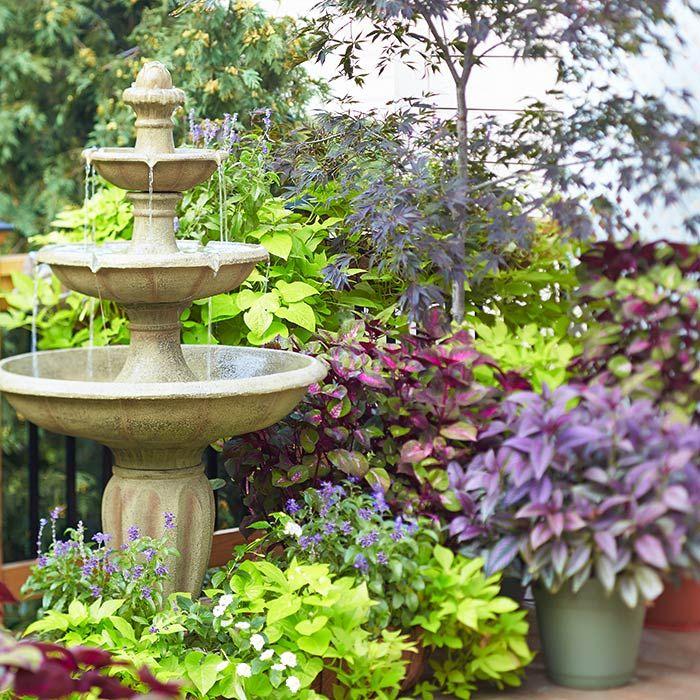 Three Tier Water Fountain Lowe S Creative Ideas Pinterest 400 x 300