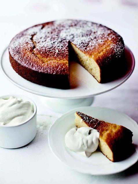 Grapefruit and Honey Cake   Food/Cooking   Pinterest