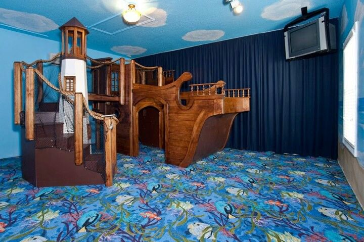 Kids pirate room kid s room pinterest for Kids pirate room