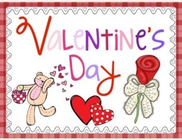 valentine day lesson plan elementary