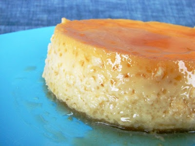 Cookbook of the Month Recipe – Coconut Cream Flan |