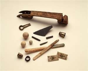 Tools of slaves