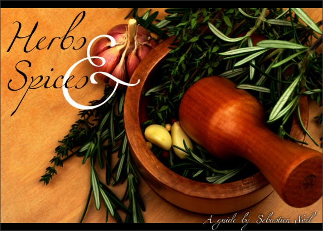 Paleo Herbs And Spices