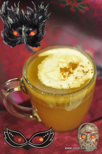 Post image for Hot Buttered Rum with Apple Cider… A Witches Brew for ...