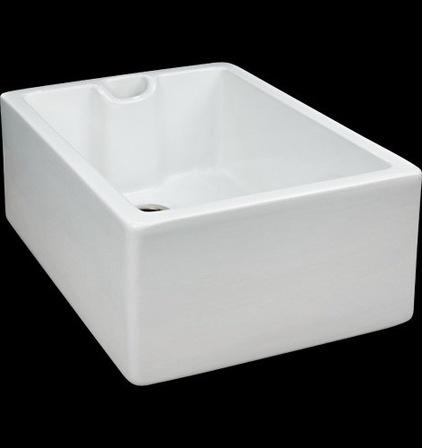 18 Inch Bathroom Sink : 18 inch farmhouse sink Indestructible bathroom remodel Pinterest