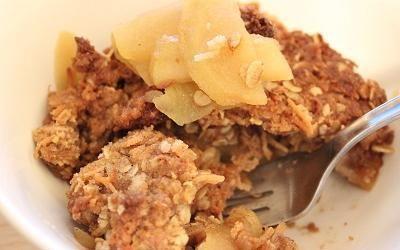 Gluten Free Apple Crisp | Gluten free | Pinterest