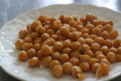 Pan Fried Chickpeas | Recipes | Pinterest