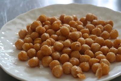 Pan Fried Chickpeas | Recipes | Pinterest