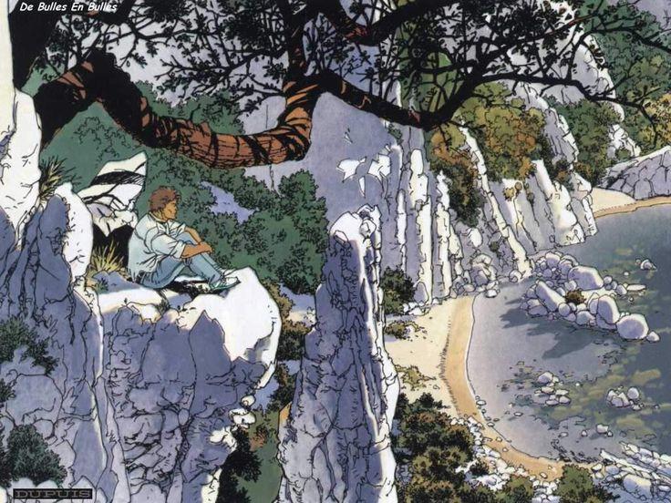Largo winch bande dessin e pinterest for Pinterest fr