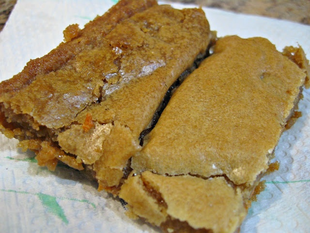 Butterscotch Blondies | Desserts | Pinterest