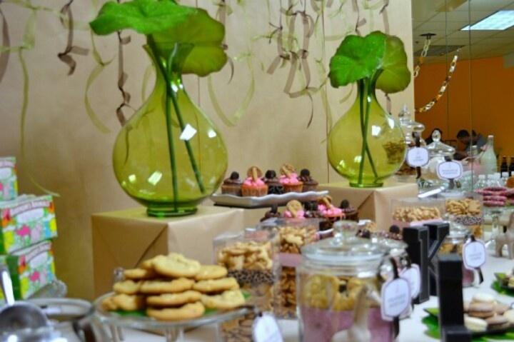 sweet treats table baby shower ideas pinterest