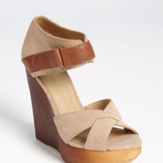 Toni sandals from Nordstrom