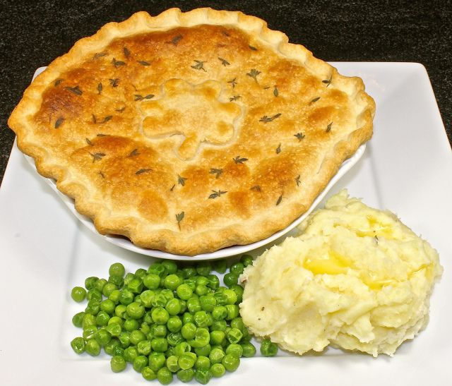 Beef And Guinness Pie | Saint Patty's Day. | Pinterest