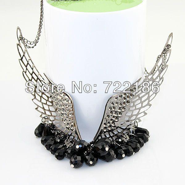 крылья из бисера