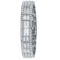 Dkny ladies stainless steel swarovski crystal watch ernest-jones 185