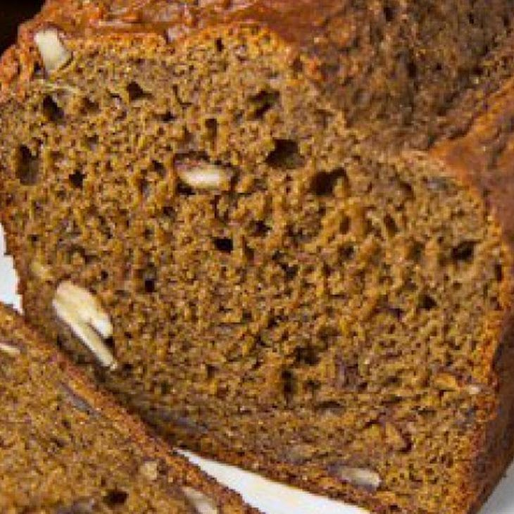 Pumpkin Greek Yogurt Banana Bread Recipe