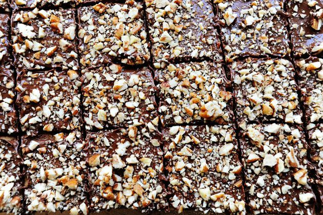 Cleta Bailey's Toffee Squares | Recipe