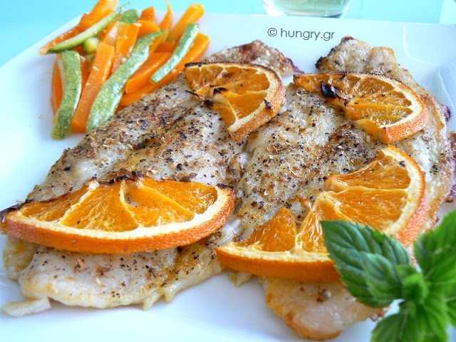 Fish Fillet with Orange Sauce | Our Favorite Recipes | Pinterest