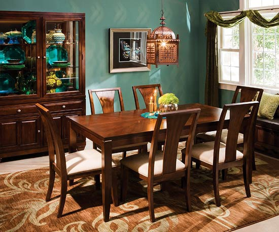 rhythm dining collection i love the layout color scheme and furniture