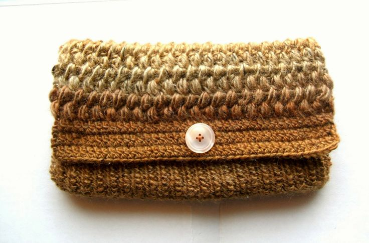 Crochet Clutch Purse : crochet small clutch/purse Yolandas Creations Pinterest