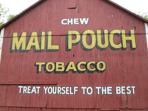 Mail Pouch Tobacco Google Search Barn Advertising