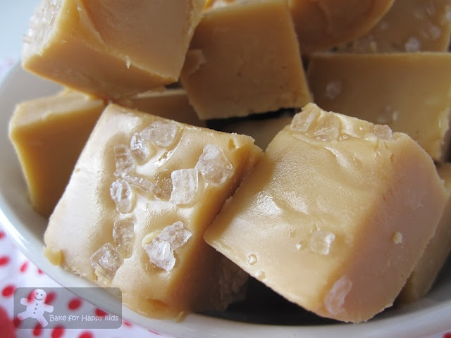salted caramel fudge | Eat - Oh, Fudge | Pinterest