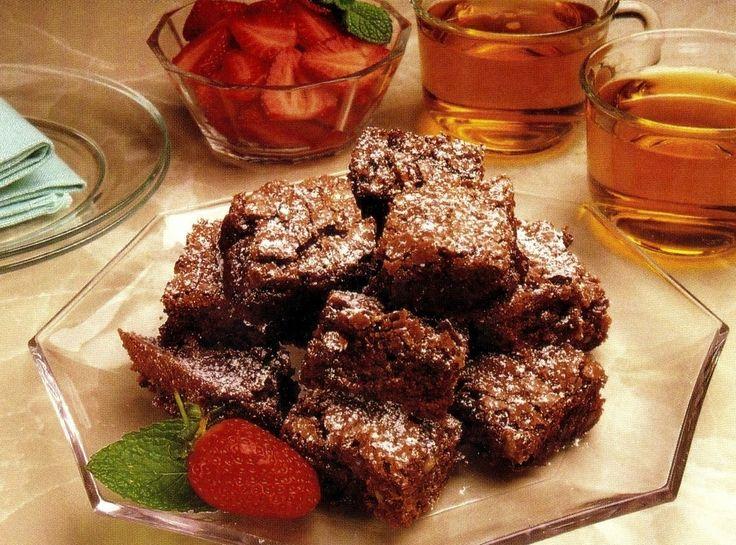 Chocolate Chunk Brownies (oven version) | Pinterest I Chocolate ...