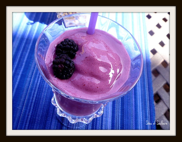 Blackberry-Cinnamon Smoothie Recipes — Dishmaps