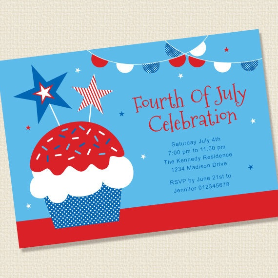 july 4th invitations free