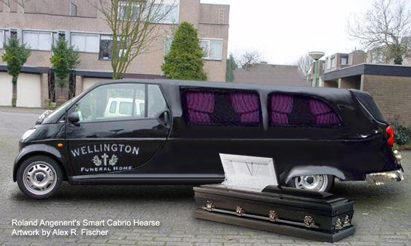 Smart Car for the Dead