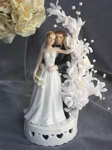 wedding cake topper - Bing Images