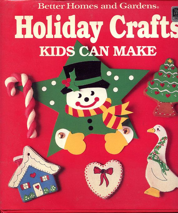 Holiday Crafts Magazine Better Homes And Gardens