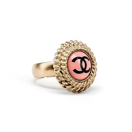 CHANEL  ring   -...Chanel Stockholm
