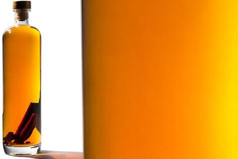Spiced Rum- rum, vanilla bean, cinnamon stick, star anise, cloves ...